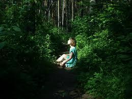 El espejo de sarah los mil reflejos que ella muestra y for Lo espejo 0450 el bosque